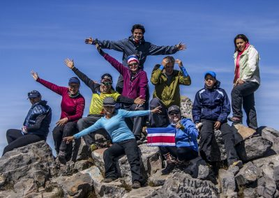 Cumbres de Centroamerica