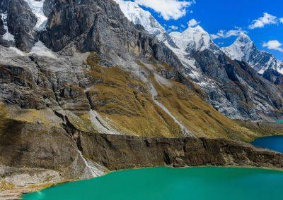 Cordillera de Huayhuash, Perú